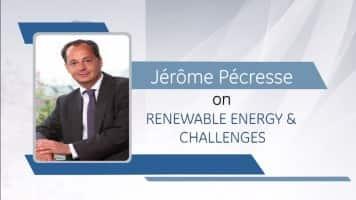 GE Step Ahead : Jérôme Pécresse on Renewable Energy & Challenges