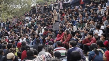 JNU row: Protests, counter-protests in several states