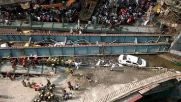Kolkata flyover collapse: IVRCL calls it an accident