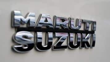 On track to meet double-digit growth target for the year: Maruti
