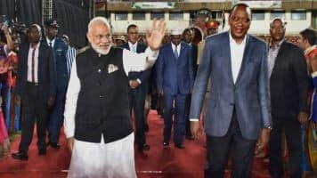 Exim Bank inks pact for $45 mn loan to Kenya