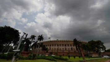 LS adjourned due to continued Oppn uproar over demonetisation