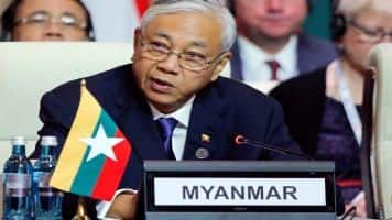 India promises whole-hearted support to Myanmar