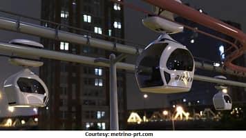 Niti Aayog clears testing of NASA skyTran's futuristic pod cars