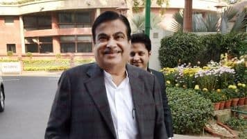 Cong destroyed the country with scams under its regime: Gadkari