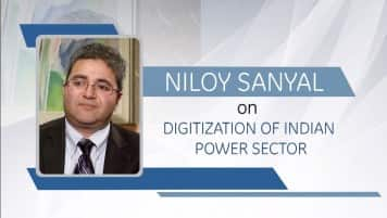 Niloy Sanyal on Digitization of Indian Power Sector