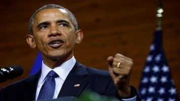 Obama criticises Trump's policies on Muslims, border