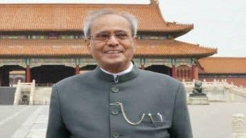 Pranab Mukherjee sued for 'objectionable' contents in his book