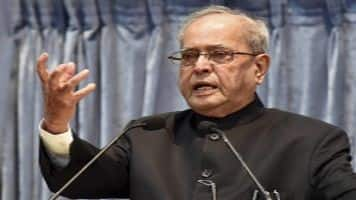 Indian universities can be among world's best: President