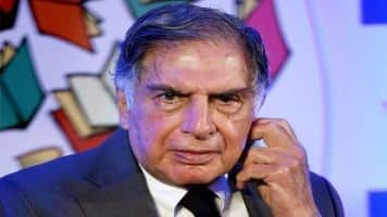 Ratan Tata meets Mohan Bhagwat at RSS headquarters