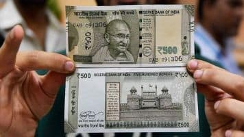 Rupee opens lower at 66.81 per dollar