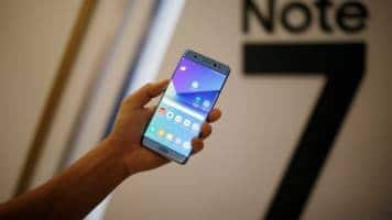 Samsung reports sharp fall in profit on Galaxy Note 7 recall
