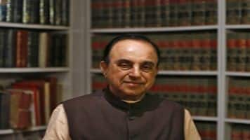 AIADMK will head for a split: Subramanian Swamy