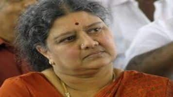 Very difficult for a woman to be in politics, says Sasikala