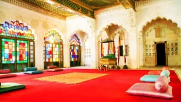 Travel Cafe - 5 Regal Wedding Destinations Across India
