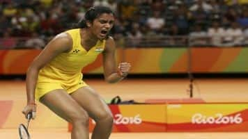 P V Sindhu new brand ambassador of Vizag Steel