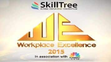 Skilltree Workplace Excellence 2015
