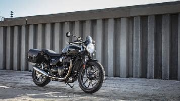 Triumph India opens bookings for the new 2016 Bonneville range