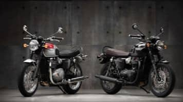 Triumph Motorcycles eyes sales of 1,400 units in FY17