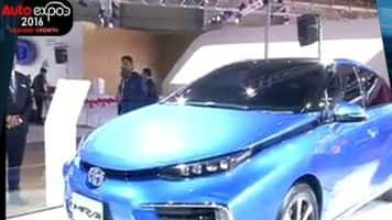Here's all the action from Auto Expo 2016