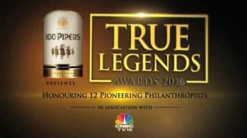 100 Pipers True Legends Award: Honouring philanthropists