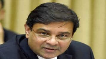 Bankers expect 25 bps rate cut from Urjit Patel: CNBC-TV18 poll