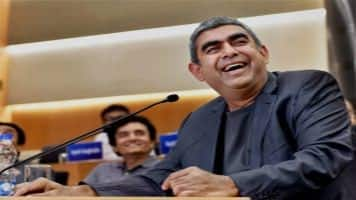 Oil price, Brexit impact tend to be over-stated: Vishal Sikka