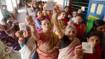57.03% turnout in sixth phase of UP Assembly polls