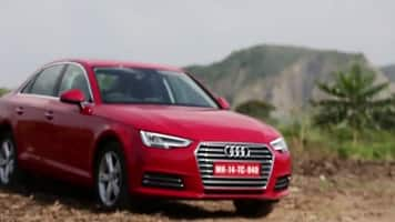 Overdrive: First look of Audi A4