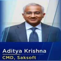 Other income growth was aided by forex: Saksoft