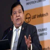 L&T Tech aiming for $1 bn revenue by 2021: Group boss Naik
