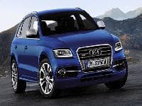 2016 Auto Expo: Audi showcases 354PS making SQ5