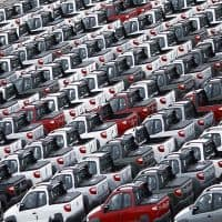 Auto exports from India decline 19% in January