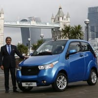 Mahindra to drive electric car into other European markets
