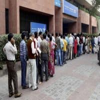 Two more die as demonetisation turns tragic, chaos at banks