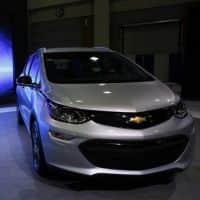 General Motors sets Bolt electric car price at $37,495