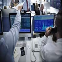Sensex, Nifty lower; Tata Motors & HDFC drag; Sun TV most active