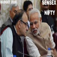 Budget 2016: Sensex, Nifty in red; FM Arun Jaitley starts Budget speech