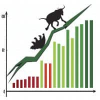 Banks, L&T lift Sensex 485 pts; Nifty soars 3% in May series