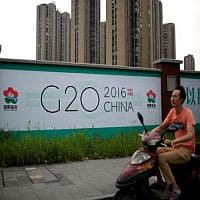 China locks down on host city ahead of G20 summit