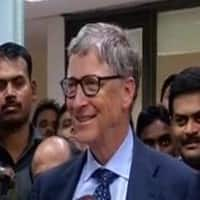 Gates meets Prasad; discusses digital inclusion, e-payments