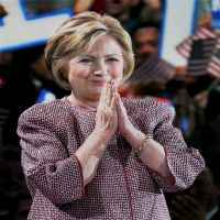 FBI gives clean chit to Hillary Clinton just before polls