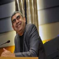 Unclear on H1B but see Trump to be biz-friendly: Vishal Sikka