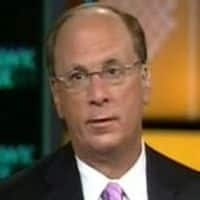 Larry Fink: I'm more bullish on stocks, but not oil