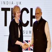 May's visit has moved India-UK relations forward: Indian envoy