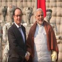 Objective of visit to consolidate strategic ties: Hollande