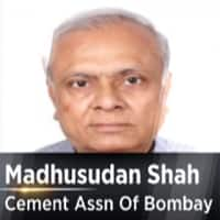 Prices corrected by Rs5 a bag in M'bai post cash ban:Cement body