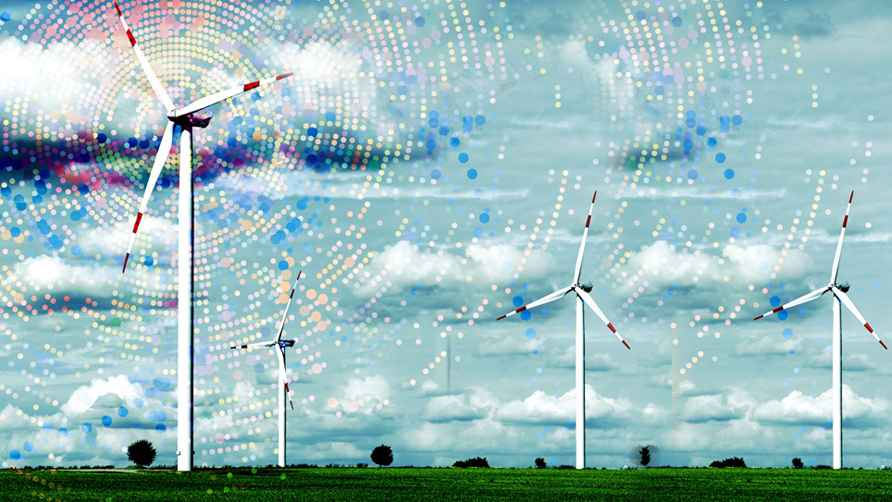 GE Step Ahead : Digital Winds and Data Farms