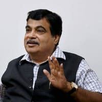 Govt plans to double port capacity in next ten years: Gadkari