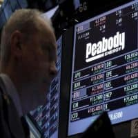 Peabody, world's top private coal miner, files for bankruptcy